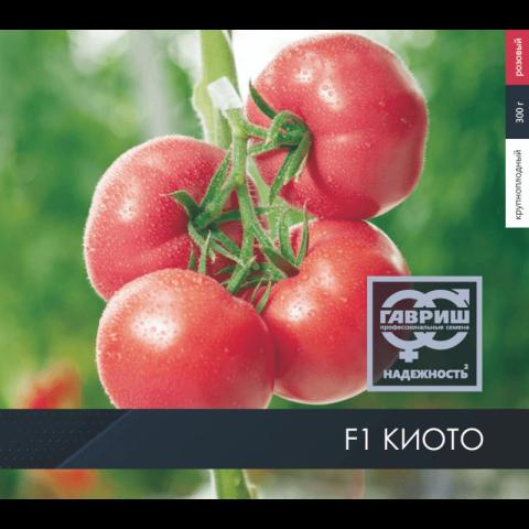 Гибрид томата F1 Киото профессиональной серии Гавриш