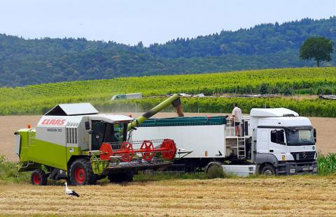 Автомобили в сельском хозяйстве