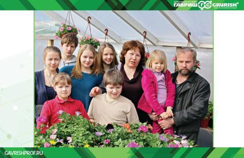 Ведение сельского хозяйства позволяет зарабатывать, оставаясь с детьми