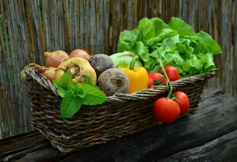 Натуральные овощи Гавриш