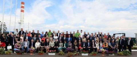 Сотрудники селекционный центр «Гавриш»